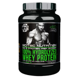 100 HYDROLIZED WHEY PROTEIN TOFFEE