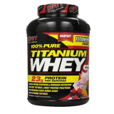 100 PURE TITANIUM WHEY TROPICAL BERRY 5lbs