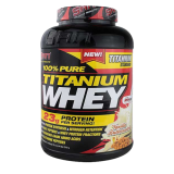 100 PURE TITANIUM WHEY VANILLA BUTTERSCOTCH 5lbs