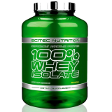 100% WHEY ISOLATE BANANA 2000gr